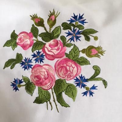 Bouquet assiette copier