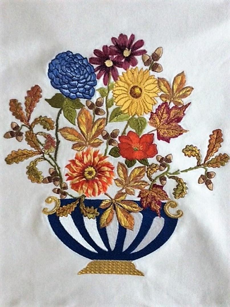 Bouquet fleurs automne bis copier